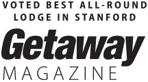 Voted Best All-Round Lodge in Stanford - Gateway
